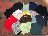 Women's assorted clothes 151 mi