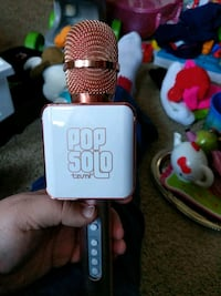 Pop solo microphone  Bowie, 20715