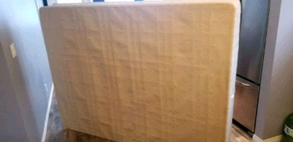 Free Queen Boxspring. Clean NS Home