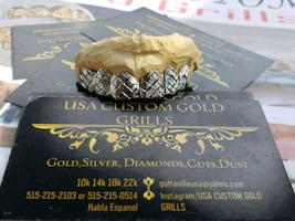 White gold yellow GOLD...DIAMOND  g.rills