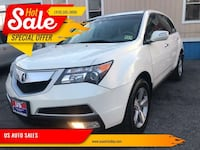 Acura MDX 2011 Baltimore