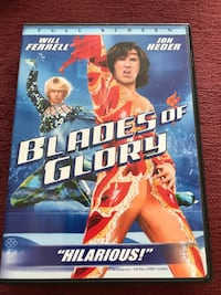 DVD-Blades of Glory Melbourne, 32940