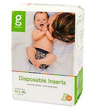 Flushable diaper insert /Liner  Richmond Hill, L4C 3T9