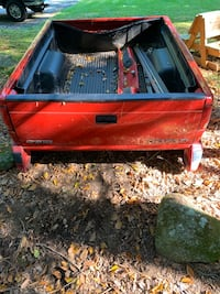 S10 truck bed