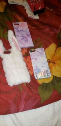 iPhone 7 cases all three for 12.00 Baltimore, 21213