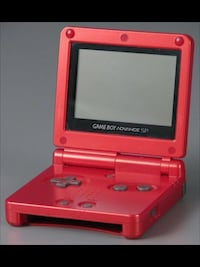 red Nintendo DS with case Edmonton, T5L