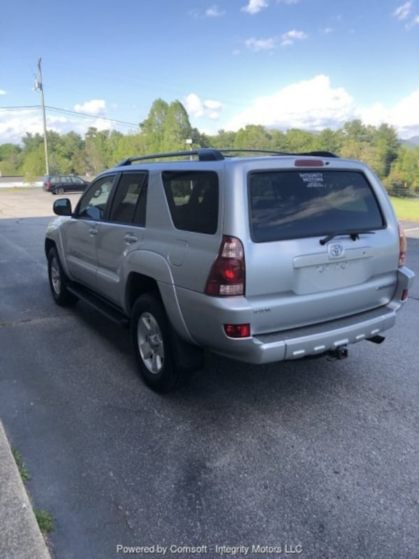 2004 TOYOTA 4Runner SPORT EDITION 4WD 93ae6d4f-3265-494d-a159-35a9f3fa3496