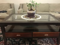 Solid Wood Coffee Table Raleigh, 27612