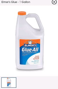 Elmers glue 1 gallon London, N5W 5E5