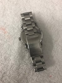 Black and gray Fossil digital watch Memphis, 38134