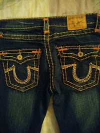 True religion size 28 boot cut ( open to trades) 2055 mi