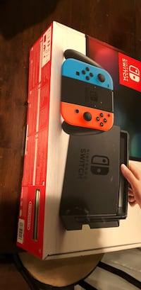 black and red Nintendo Switch Coventry, 02816
