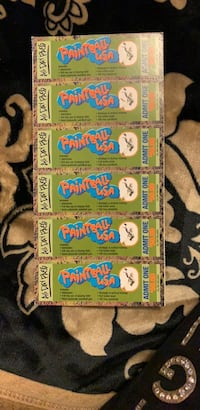 6 Paintball USA all day pass tickets Los Angeles, 90063