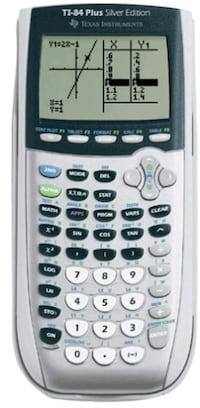 TI-84 Plus silver edition  Long Beach, 90804