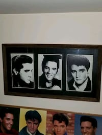 Elvis Presley collage  Dallastown, 17313