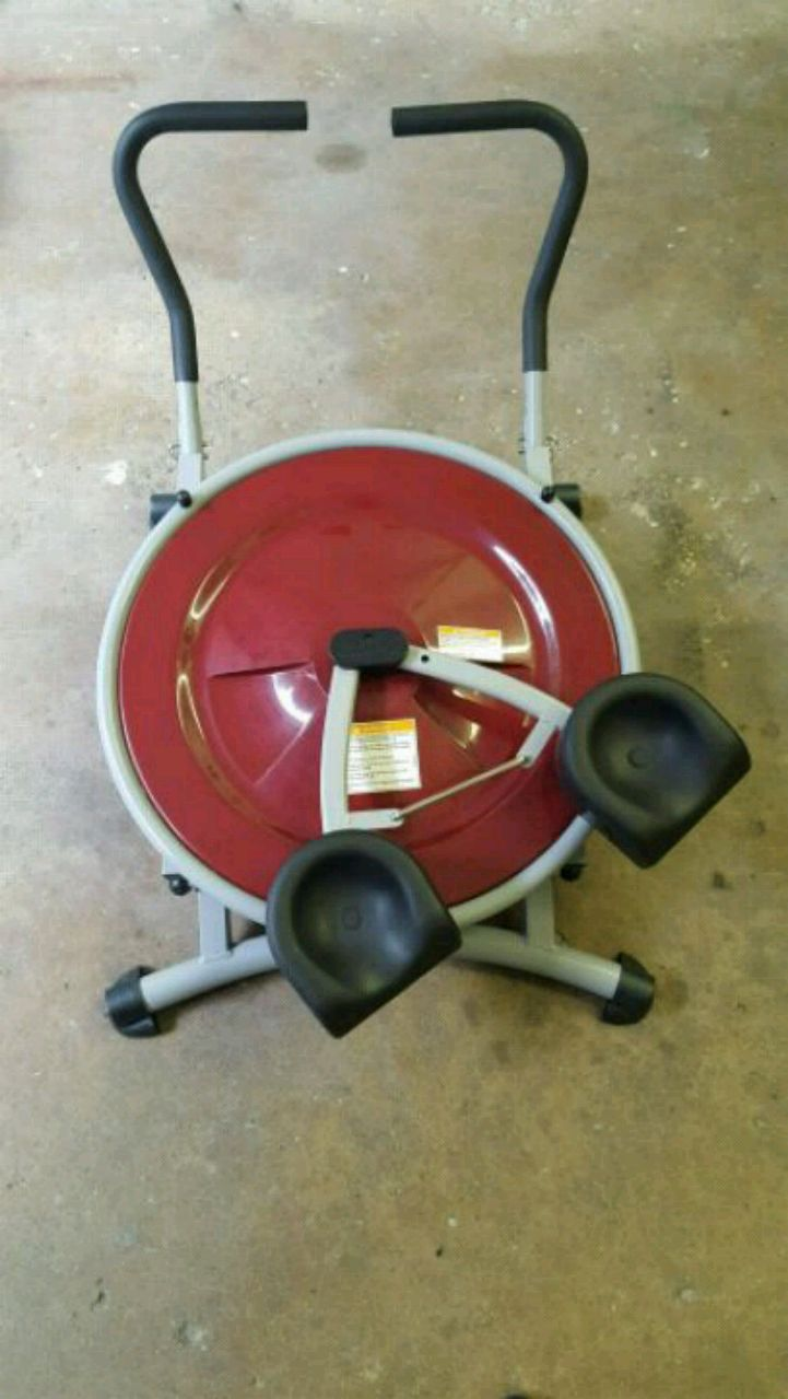 red and gray ab circle pro for sale  Rockford