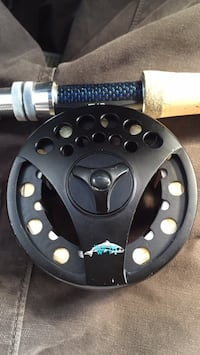 Fly fishing rod and reel Port St. Lucie