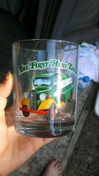 20-30 Hess Truck glass cups! Give me a price.  Pasadena, 21122