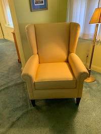 Wolf's Smith Brothers Wing Back Chair Towson
