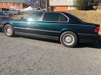 1997 BMW 7 Series 740IL Woodbridge