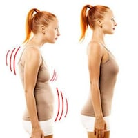 Posture Corrective Therapy Back Braces/Back Support Toronto, M6N 3V9