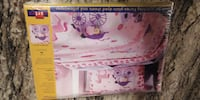 Princess Bed Cover Sheet & Pillow Case (Brand New) Mississauga