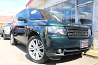 Used 2012 Land Rover Range Rover for sale Arlington