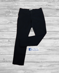 JUNIOR HIGH WAISTED BLACK PANTS SIZE 17 Bakersfield