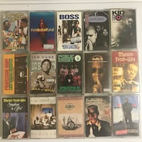 HIP HOP / RAP / R&B CASSETTE TAPES Pickering, L1W 3X9