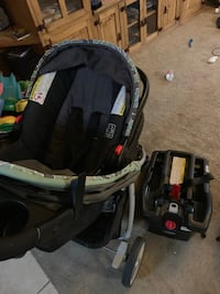 Stroller and car seat  Spring, 77386