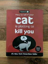 How to tell if your cat is plotting to kill you Vancouver, V5N 4C7