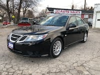 2008 Saab 9-3 1 Owner/Accident Free/Automatic/Comes Certified Scarborough, ON M1J 3H5, Canada