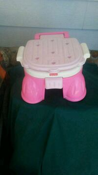 white and pink plastic toy Atascadero, 93422