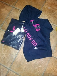 Girls Brand New 5t OshKosh  hoodie 383 mi