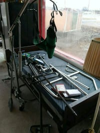 Home medical electric bed and lift Warner, 74469