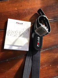 Polar Heart Strap and Watch Rocky View No. 44, T3R 1H5