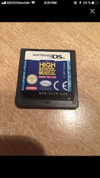 High School Musical Nintendo DS Spiel Cologne