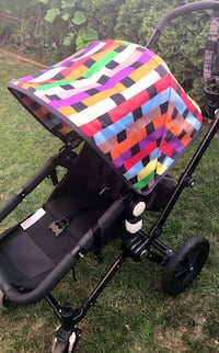 Bugaboo Cameleon Stroller with Missoni canopy New York, 11209
