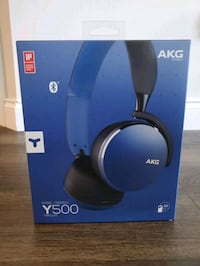 Brand new AKG Y500 Wireless headphones