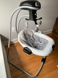 Graco Multi-Direction Baby Swing & Bouncer