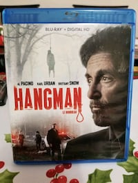 Hangman in Blu Ray