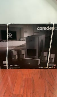 Home theater system Camden media labs Ashburn, 20148