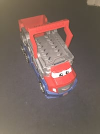 Mega Blocks transport truck