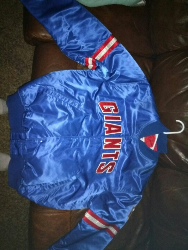 new style 82ff5 13cd1 New York Giants Jacket Semi Vintage