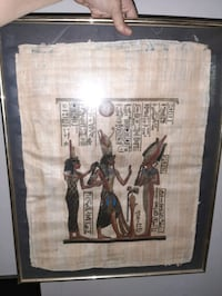 Paintings/ Egyptian cloth  Whitchurch-Stouffville, L4A 7X4