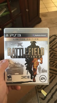 Battlefield bad company 2 ps3 game Sacramento, 95828