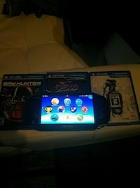 Ps vita oled screen wifi only( 8gb sd and 16gb )  Chicago, 60659