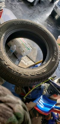 4 used truck tires excellent condition   Toronto, M9V 4C7