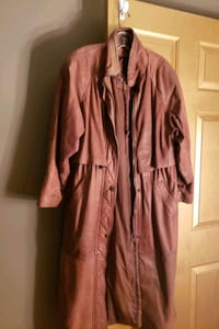 Genuine letter coat by Wilsons size small  Alexandria, 22304