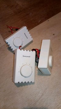 Honeywell thermostats for electric baseboard heate
